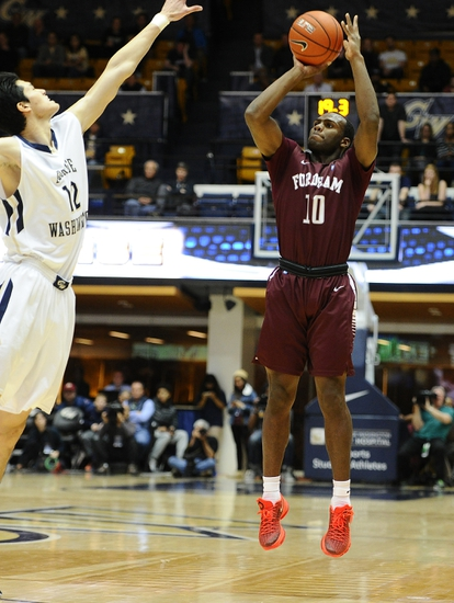 Fordham Rams vs. Richmond Spiders - 1/10/16 College Basketball Pick, Odds, and Prediction