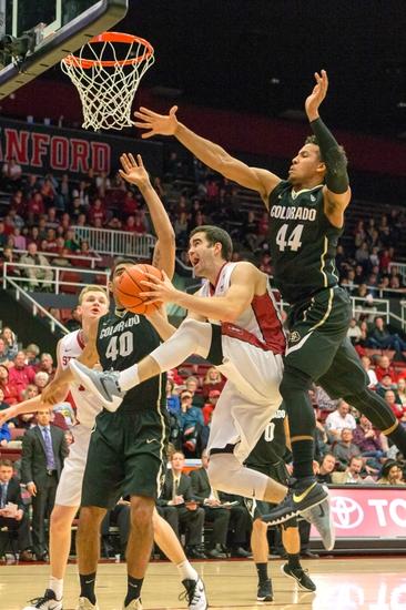 Colorado vs. Stanford - 1/27/16 College Basketball Pick, Odds, and Prediction