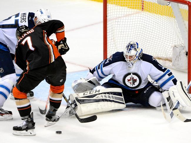 Jets vs. Ducks - 3/20/16 NHL Pick, Odds, and Prediction