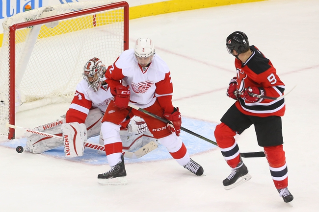 New Jersey Devils vs. Detroit Red Wings - 11/25/16 NHL Pick, Odds, and Prediction