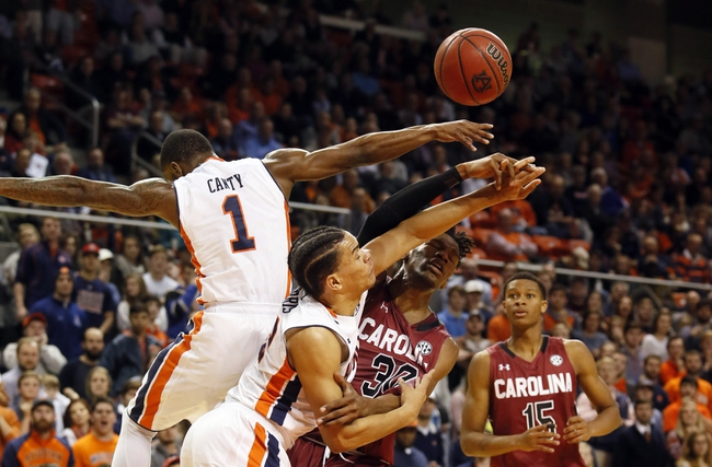 Auburn vs. Kentucky - 1/16/16 College Basketball Pick, Odds, and Prediction