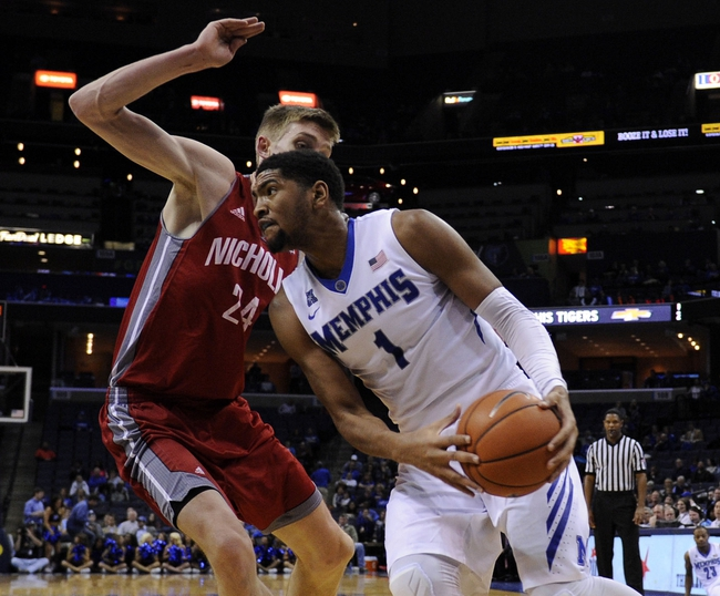 Memphis Tigers vs. Temple Owls - 1/13/16 College Basketball Pick, Odds, and Prediction