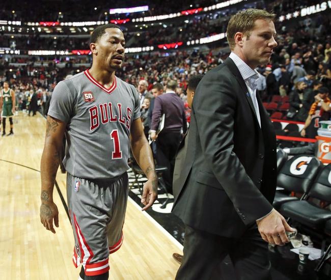 Milwaukee Bucks vs. Chicago Bulls - 1/12/16 NBA Pick, Odds, and Prediction