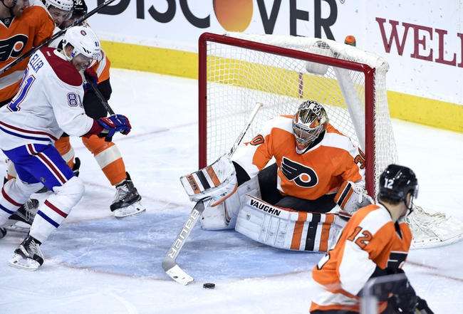 Flyers vs. Canadiens - 2/2/16 NHL Pick, Odds, and Prediction