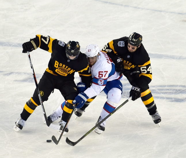 Montreal Canadiens vs. Boston Bruins - 1/19/16 NHL Pick, Odds, and Prediction