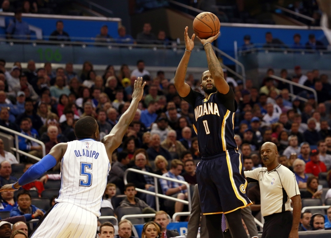 Magic vs. Pacers - 2/21/16 NBA Pick, Odds, and Prediction
