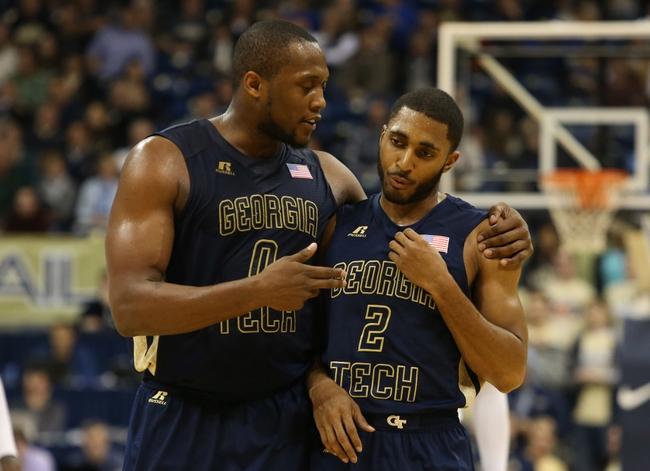 Georgia Tech vs. Virginia Tech - 1/16/16 College Basketball Pick, Odds, and Prediction