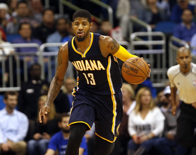 Indiana Pacers vs. Phoenix Suns - 1/12/16 NBA Pick, Odds, and Prediction