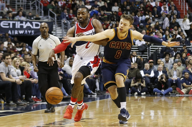 Cleveland Cavaliers at Washington Wizards  - 2/28/16 NBA Pick, Odds, and Prediction