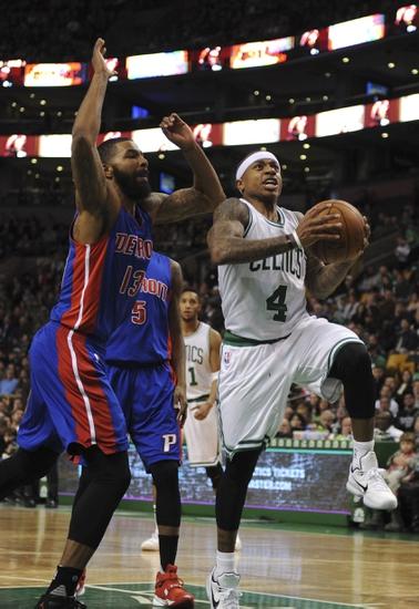 Boston Celtics vs. Detroit Pistons - 2/3/16 NBA Pick, Odds, and Prediction