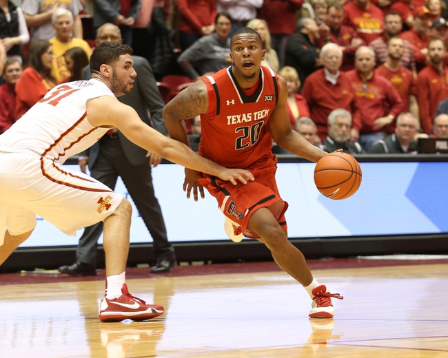 Texas Tech vs. Iowa State - 2/10/16 College Basketball Pick, Odds, and Prediction