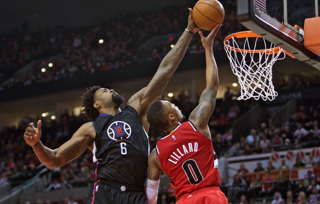 Clippers vs. Trail Blazers - 3/24/16 NBA Pick, Odds, and Prediction