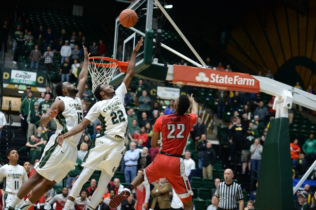 UNLV Rebels vs. Colorado State Rams - 2/13/16 College Basketball Pick, Odds, and Prediction