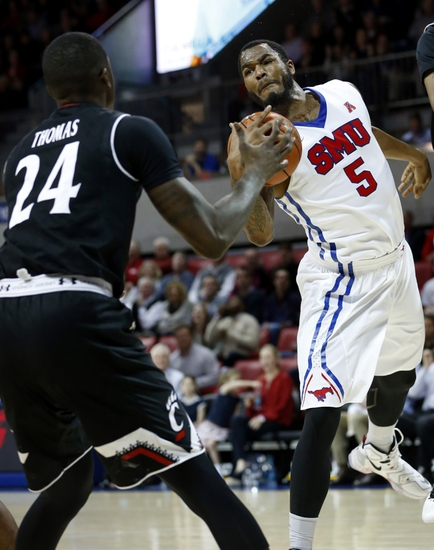 East Carolina Pirates vs. Southern Methodist Mustangs - 1/13/16 College Basketball Pick, Odds, and Prediction