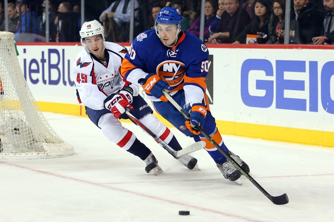 Washington Capitals vs. New York Islanders - 2/4/16 NHL Pick, Odds, and Prediction