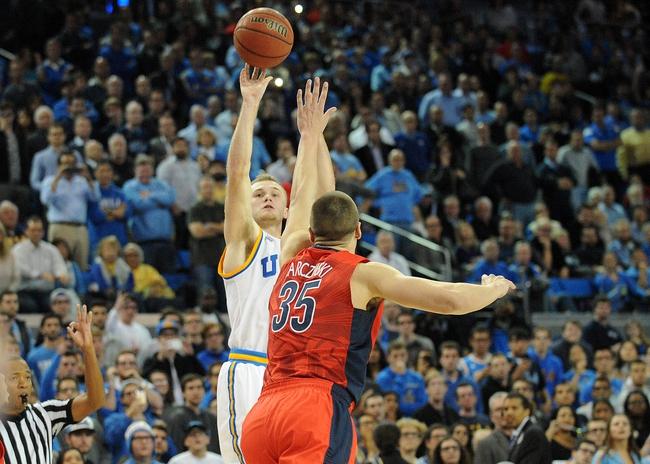 UCLA vs. Arizona State - 1/9/16 College Basketball Pick, Odds, and Prediction