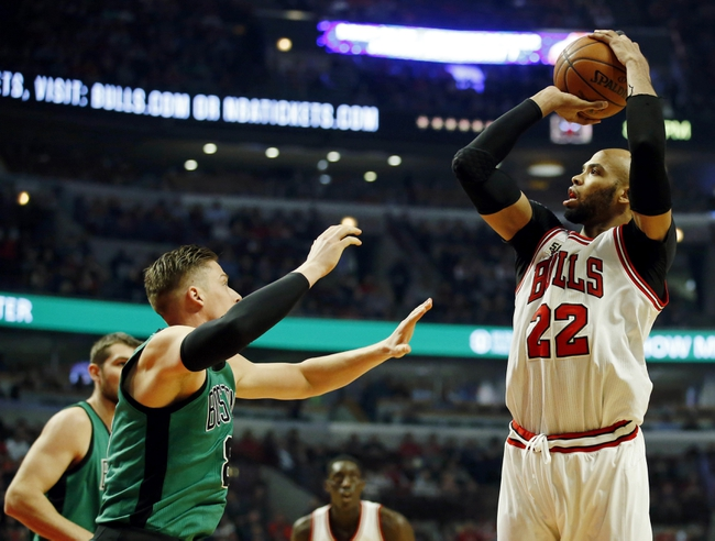 Bulls at Celtics - 1/22/16 NBA Pick, Odds, and Prediction