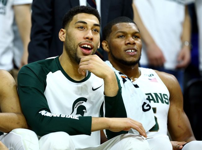 Michigan State vs. Iowa - 1/14/16 College Basketball Pick, Odds, and Prediction