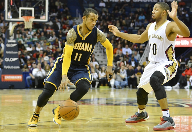 Indiana Pacers vs. New Orleans Pelicans - 3/24/16 NBA Pick, Odds, and Prediction