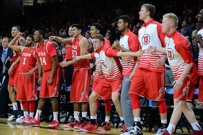 Utah vs. Oregon - 1/14/16 College Basketball Pick, Odds, and Prediction