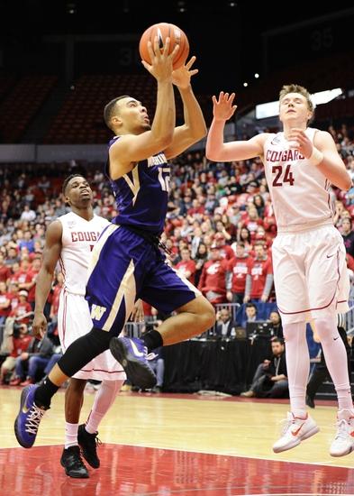 Washington Huskies vs. Washington State Cougars - 3/2/16 College Basketball Pick, Odds, and Prediction
