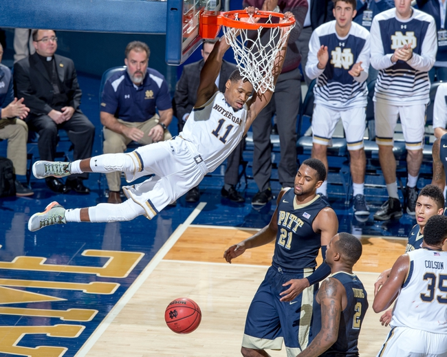 Notre Dame vs. Wake Forest - 1/31/16 College Basketball Pick, Odds, and Prediction