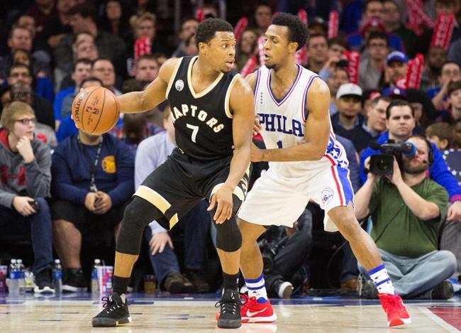 76ers at Raptors - 4/12/16 NBA Pick, Odds, and Prediction