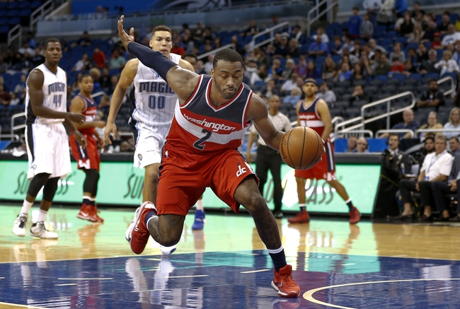 Orlando Magic vs. Washington Wizards - 11/5/16 NBA Pick, Odds, and Prediction