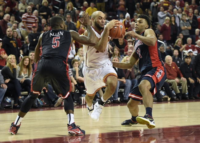 USC at Arizona - 2/14/16 College Basketball Pick, Odds, and Prediction