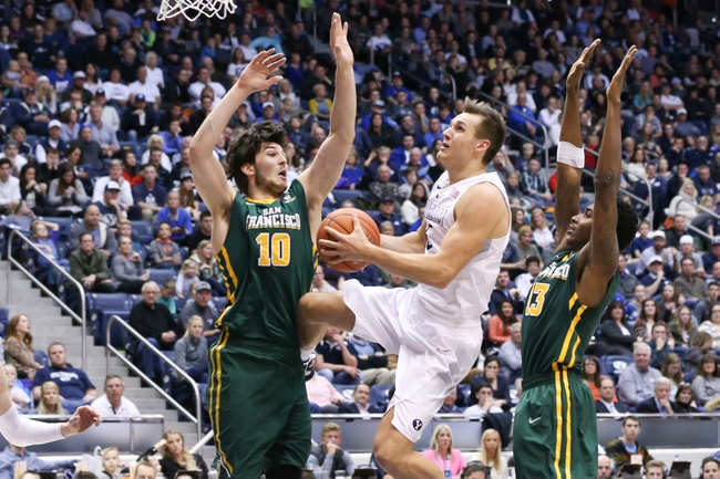 San Francisco vs. BYU - 2/11/16 College Basketball Pick, Odds, and Prediction