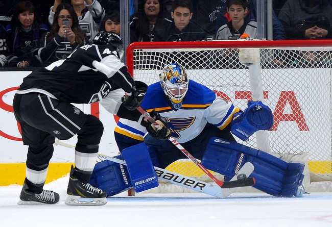 Blues vs. Kings - 2/18/16 NHL Pick, Odds, and Prediction