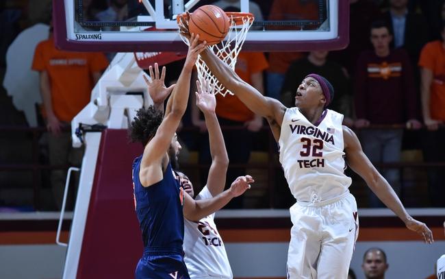 Virginia vs. Virginia Tech - 2/9/16 College Basketball Pick, Odds, and Prediction