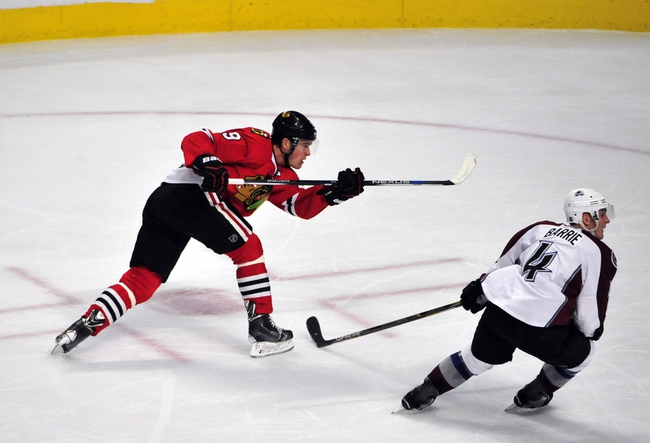 Avalanche vs. Blackhawks - 2/2/16 NHL Pick, Odds, and Prediction
