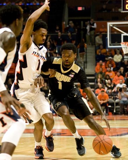 Purdue vs. Illinois - 3/11/16 College Basketball Pick, Odds, and Prediction