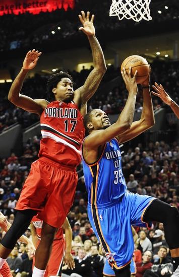 Oklahoma City Thunder vs. Portland Trail Blazers - 3/14/16 NBA Pick, Odds, and Prediction