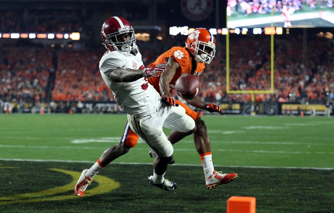 Alabama vs. USC - 9/3/16 College Football Pick, Odds, and Prediction