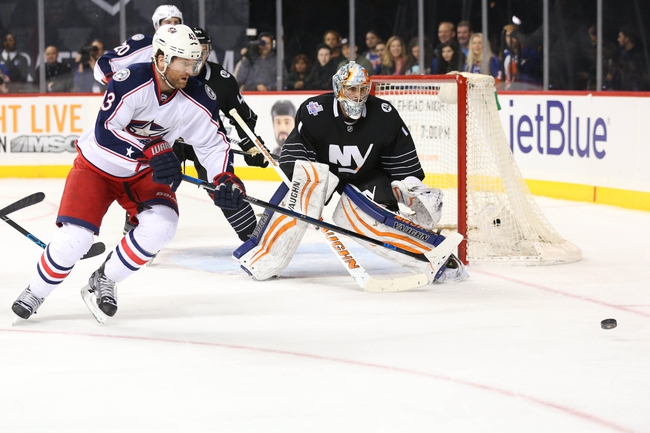 Blue Jackets vs. Islanders - 2/9/16 NHL Pick, Odds, and Prediction