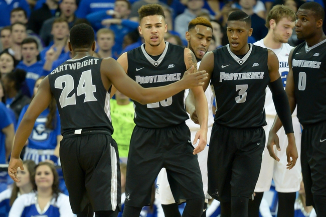 Providence vs. Butler - 1/19/16 College Basketball Pick, Odds, and Prediction