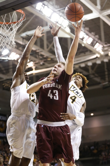 Fordham Rams vs. George Mason Patriots - 1/20/16 College Basketball Pick, Odds, and Prediction