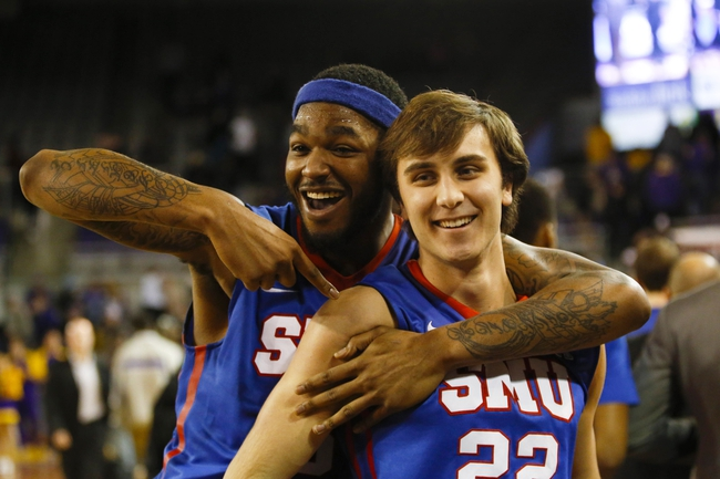 SMU Mustangs vs. East Carolina Pirates - 2/21/16 College Basketball Pick, Odds, and Prediction