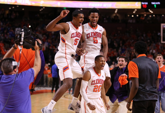 Clemson Tigers vs. Miami Hurricanes - 1/16/16 College Basketball Pick, Odds, and Prediction