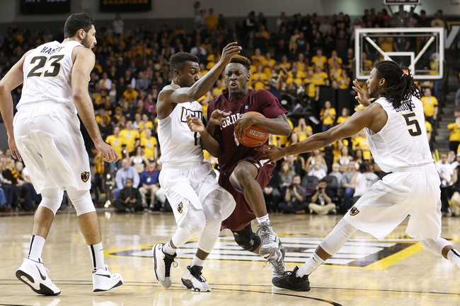 Fordham vs. Richmond - 3/10/16 College Basketball Pick, Odds, and Prediction