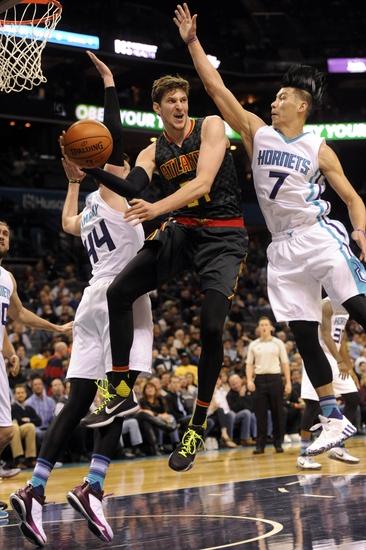 Charlotte Hornets at Atlanta Hawks - 2/28/16 NBA Pick, Odds, and Prediction