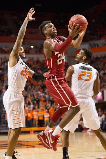 Oklahoma vs. Oklahoma State - 2/24/16 College Basketball Pick, Odds, and Prediction