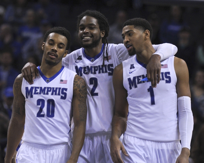 Memphis vs. South Florida - 1/16/16 College Basketball Pick, Odds, and Prediction
