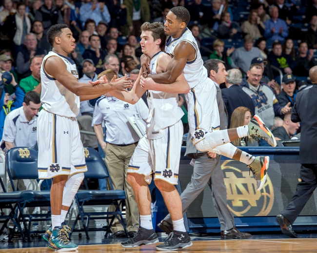 Notre Dame vs. Virginia Tech - 1/20/16 College Basketball Pick, Odds, and Prediction
