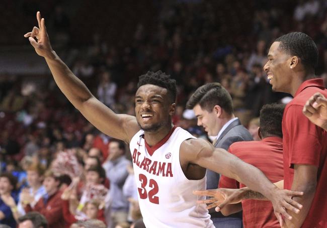 Alabama vs. LSU - 1/23/16 College Basketball Pick, Odds, and Prediction