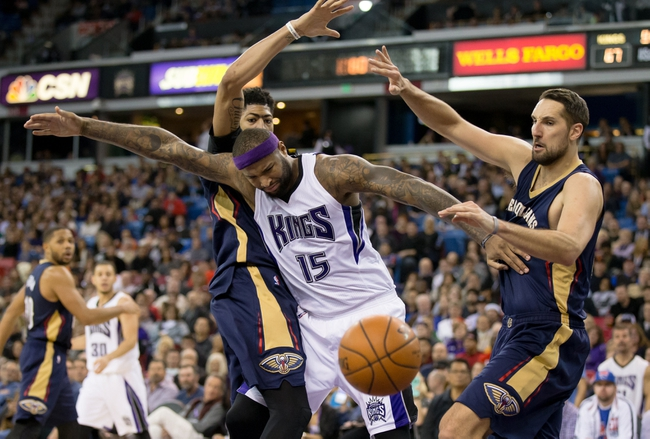 Pelicans vs. Kings - 1/28/16 NBA Pick, Odds, and Prediction