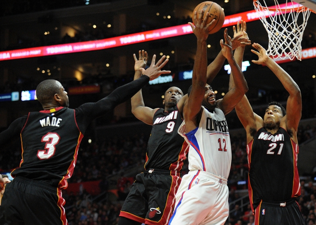 Heat vs. Clippers - 2/7/16 NBA Pick, Odds, and Prediction