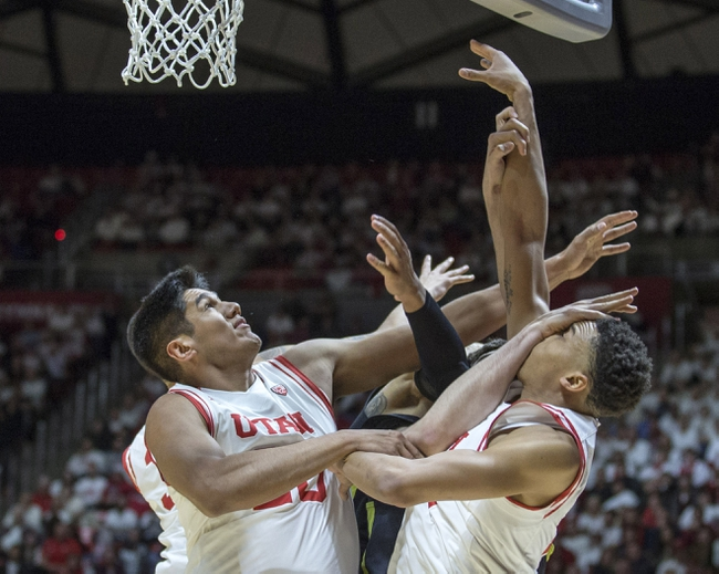 Utah vs. Oregon State - 1/17/16 College Basketball Pick, Odds, and Prediction